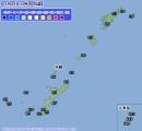 【動画】 ついに沖縄も、雪が降りました!