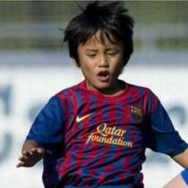 【動画】世界が注目の若手に11歳の久保くん(バルセロナ)と宮市が選出