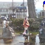 『駅前のカッパとスタンプラリー』の画像