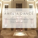 『Amelia Oriental Dance 「ブログ」「Facebookページ」「インスタ」』の画像