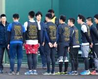 阪神・矢野監督「楽しめるっていうのはすごく大事」新人合同自主トレで訓示