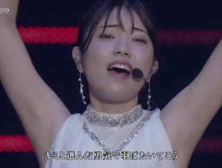 声優・石原夏織さんのワキ、色白過ぎるww/ww