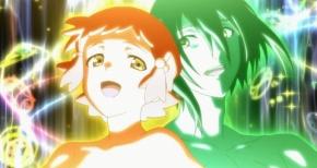 【創勢のアクエリオンEVOL OVA】感想 この1話だけなのが勿体ないハチャメチャっぷり