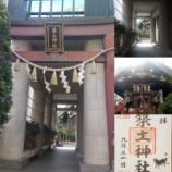 『【御朱印巡り034】東京都築土神社』の画像