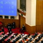 中国の「香港版国家安全法」反対署名への賛同者、現時点で「自民党64名、野党38名」