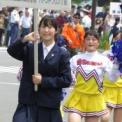 2016年横浜開港記念みなと祭国際仮装行列第64回ザよこはまパレード その26(横浜市立金沢高等学校バトントワリング部WINNERS)