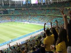 日本代表の初勝利に大喜びのブラジル人たち!「やったぜ!この野郎!」と大喜びwww