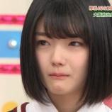 『藤吉夏鈴「吐きそうです」初登場で緊張してる姿が初々しくて可愛い!【欅って、書けない?】』の画像