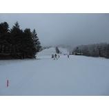 『志賀高原初滑り4期。最終日は雪も積もり冬景色のゲレンデに。』の画像