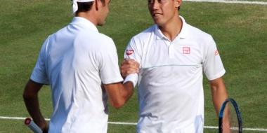 【悲報】フェデラーに敗れたが、錦織圭の メンタルとテニスは安定してきているwwww