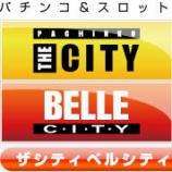 『ザシティベルシティ川越 ダブジャ、NARABULEGEND、ホールマン 全台差枚』の画像