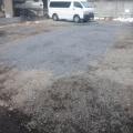 駐車場不陸整正