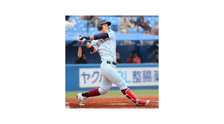 巨人ドラフト1位候補はソフトバンク・柳田超えの即戦力外野手…近大の佐藤輝明