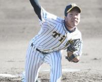【阪神】小野が脱力投法披露「力まずしなやかさ意識」