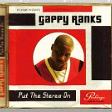 『Gappy Ranks「Put The Stereo On」』の画像