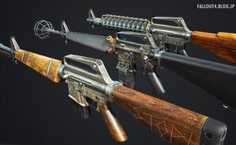 Service Rifle v0.95