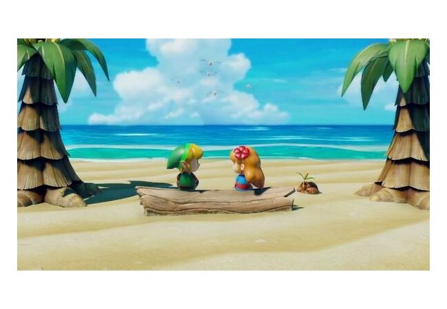 【悲報】ゼルダ夢をみる島、最後が悲しすぎる