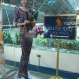『シンガポール航空 ~【SILVER KRISラウンジで遊ぶ 台湾桃園国際空港】』の画像