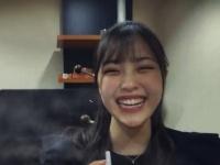 【乃木坂46】これは...。柴田柚菜、何を吸ってるの...? ※画像あり
