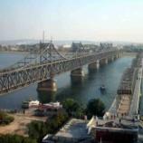 『北朝鮮の北境「鴨緑江」は歴史的戦いの地!中国へ渡る橋はどうなっているの?』の画像