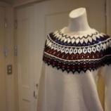 『DUAL VIEW(デュアルヴュー)ビジューノルディックセーター』の画像