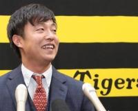 【阪神】島本、才木との育成選手契約の交渉を行い、合意