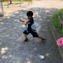 【Xia】保育園の運動会(でした)