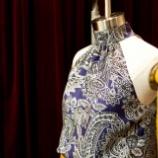 『ペイズリー・リバーシブルドレス完成。』の画像