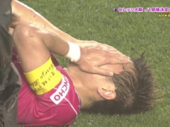 清原が決めた!柿谷、号泣!セレッソ大阪1-0でファジアーノ岡山を破りJ1昇格決定!