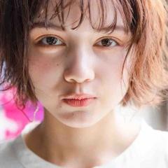【表参道でパーマ】東京都内で美髪パーマが得意な美容室ミンクス原宿 須永健次 2020年 ショートにパーマをかけるならば【毛先パーマで扱い易く】が鉄則です。