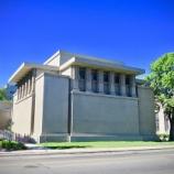 『行った気になる #世界遺産 #ユニティー・テンプル #フランク・ロイド・ライトの20世紀建築作品群』の画像