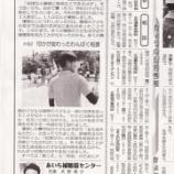 『東海愛知新聞連載62回【なにかが変わったわんぱく相撲】』の画像