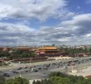 北京できれいな青空が出現、市民が続々と撮影