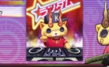 妖怪メダルU ランダムレコードのQRコードだニャン!