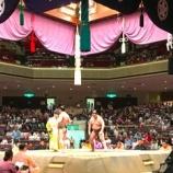 『大相撲本場所は本日から両国国技館で開催!アルバイト募集中!』の画像