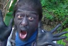 ナスD(友寄隆英)、全身黒色になった肌を漂白剤入り洗剤で洗い現在は元に戻る(画像あり)