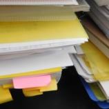 『【書類の整理】頭の中をすっきりと』の画像