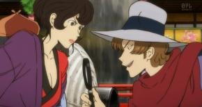 【ルパン三世】第21話 感想 江戸川コナンみたいな名前しやがって!【2015】