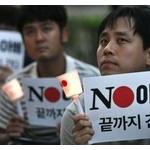 韓国が抗議の旗を設置!「ソウルにNO Japanの旗1100本!」
