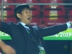 【 画像 】日本代表・上田綺世がチリ戦でシュートを外した時の森保監督www