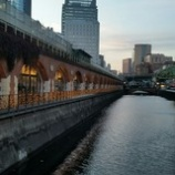 『神田川の夕暮れ』の画像