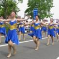 2016年横浜開港記念みなと祭国際仮装行列第64回ザよこはまパレード その116(洋光台バトン)