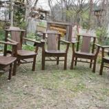 『バーの椅子、出来ました!』の画像