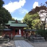 『神社がありました・・5)サーモウールin福岡』の画像