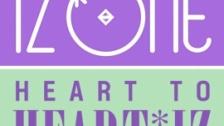 IZ*ONEカムバックショー「HEART TO HEART*IZ」セットリスト&動画まとめ