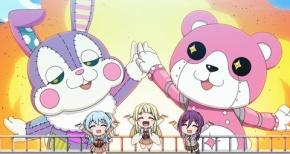 【ガルパ☆ピコ~大盛り~】第18話 感想 コロッケミサイルVSロケットパンチ【BanG Dream!】