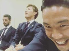 【 画像 】セレッソ柿谷さん、キヨくん帰って来てヘブン状態!?www
