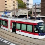 『熊本市電 0800形』の画像