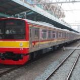 『205系埼京線ハエ20編成、出場試運転(12月4日)』の画像