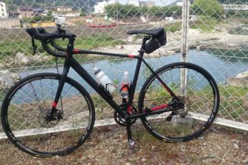 下市口までサイクリング